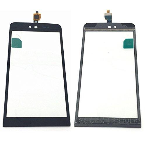 ixuan für Wiko Rainbow Jam 3G Display Schwarz Touchscreen Digitizer Glas Frontglas ( Ohne LCD ) Ersatzteile