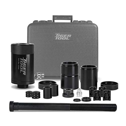 Tiger Tool 15000 Leaf Spring & Bushing Service Kit-no Adapters Included