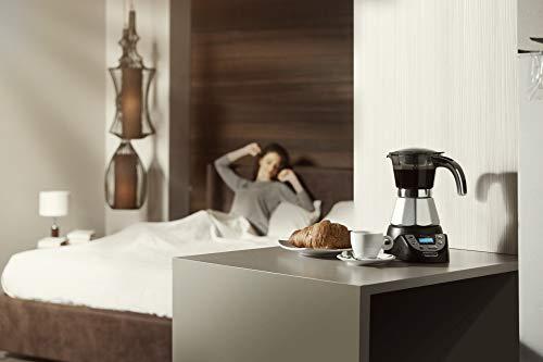 De'Longhi Alicia EMKM 4 – Cafetera independiente, semi-automática,