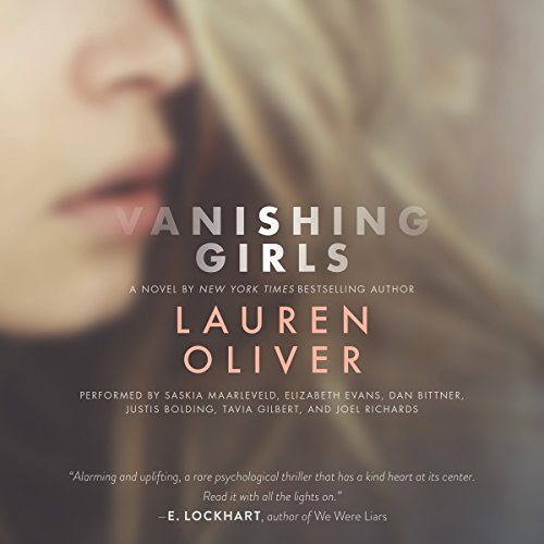 Vanishing Girls audiobook cover art
