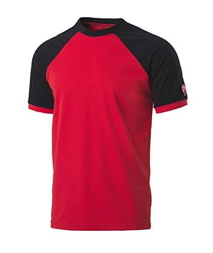 Ducati Workwear Inn-Valencia 20DUC1 - Camiseta de Manga Corta