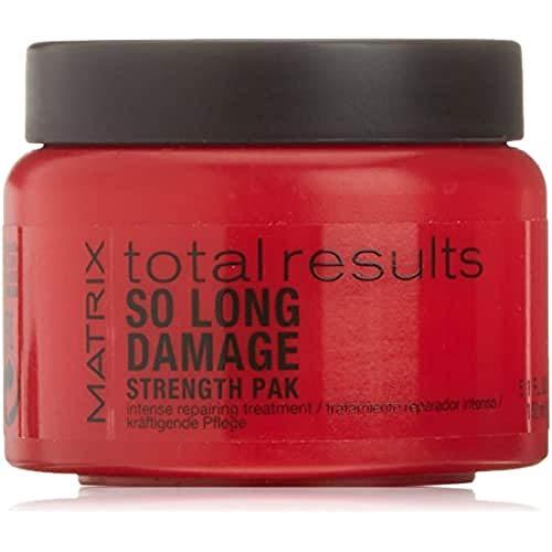 Matrix Total Results So Long Damage Strength Pak Intensiv-Maske, 150 ml
