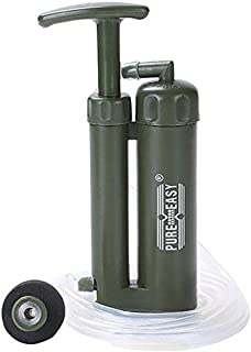 J & J Purificador de Agua portátil, Filtro de Camping Micron ...