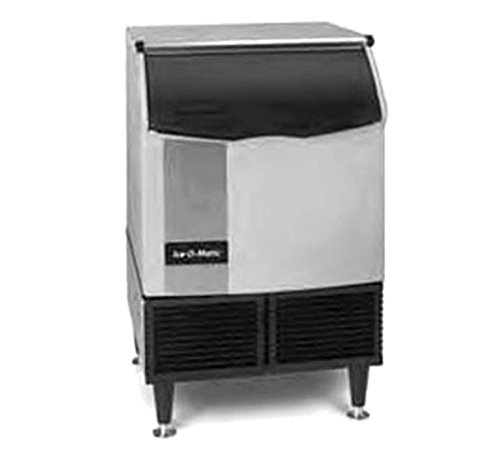 Ice-O-Matic New 238lb/24 Commercial Half Cube Ice Maker Machine Undercounter Air Cooled
