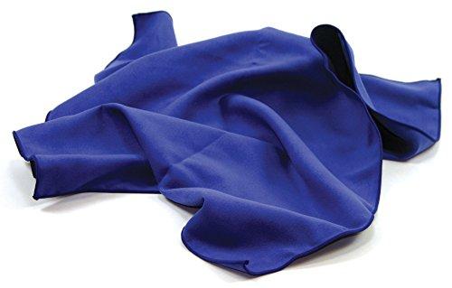 Nieuw! Aqua Sphere Swimmers Microvezel Dry Handdoek Blauw - 2 Maten om uit te kiezen!