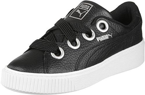 Puma Platform Kiss Donna Sneaker Nero