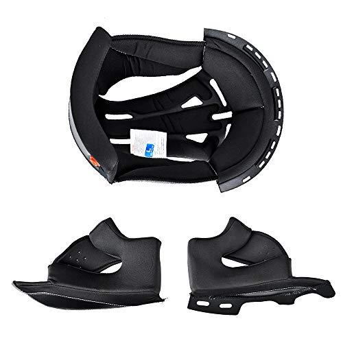 Bluetooth Motorcycle Helmet FreedConn DOT Full Face Bluetooth Helmets Motorcycle (Liner, L)