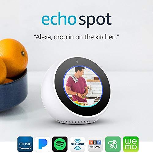 Echo Spot - White