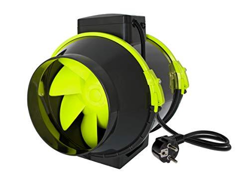 Abluftventilator TT 125 Garden Highpro (220/280m³/h)