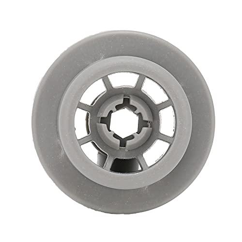 Rodillo para lavavajillas, rueda de repuesto Rueda de rejilla inferior para lavavajillas bien probada, reutilizada para compatible con lavavajillas Bosch para lavavajillas