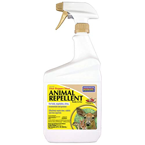 Bonide (BND127) - Ready to Use Hot Pepper Wax Animal Repellent (32 oz.)