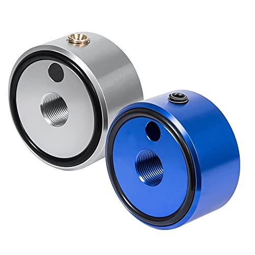 ROUTEKING EN-47971 & 7219 Oil Pressure Gauge Adapter Compatible with GM 4.8L, 5.3L, 5.7L, 6.0L Engines 1996-2006 on Generation IV & V V8 Engines