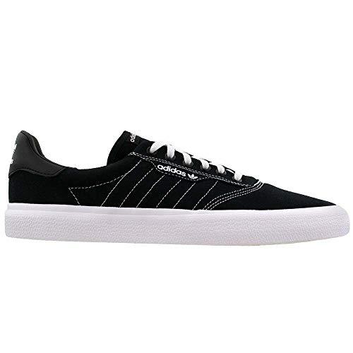adidas Skateboarding Men's 3MC (Core Black/White/White), Size 12 M US