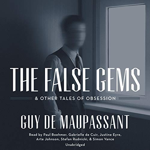 The False Gems & Other Tales of Obsession cover art