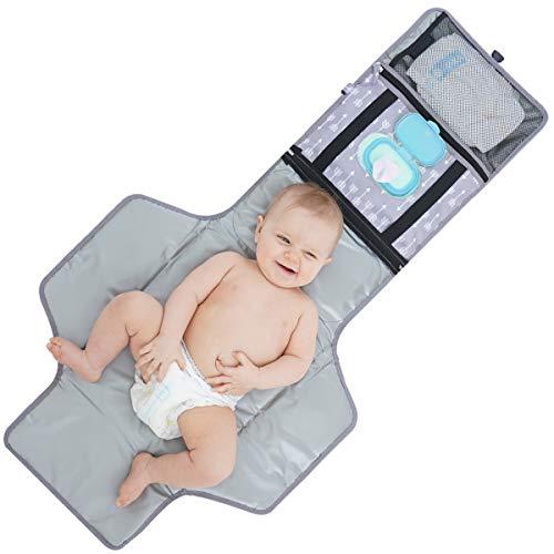 41p8jVYoKaL - Enovoe Portable Diaper Changing Pad