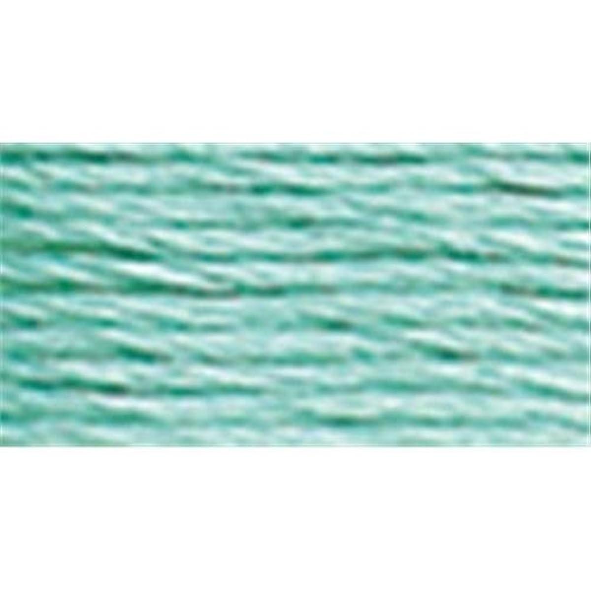 DMC 117-964 6 Strand Embroidery Cotton Floss, Light Seagreen, 8.7-Yard