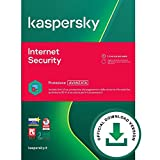 Kaspersky Internet Security 2021 | 1 Dispositivo | 1 Anno |...