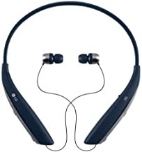 LG Tone Ultra HBS-820 Bluetooth Wireless Stereo Headset - Navy Blue