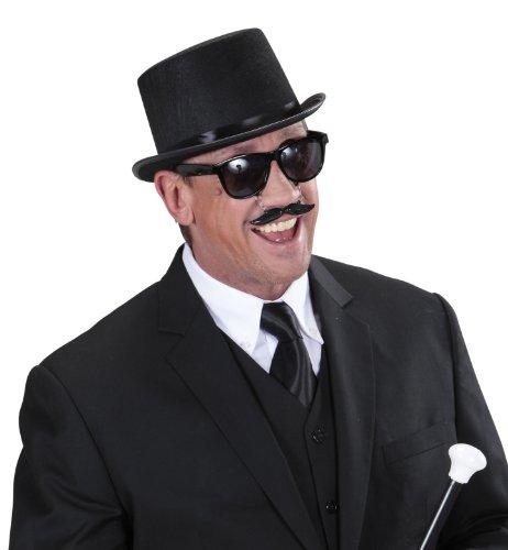 Lunettes Fantaisies Moustaches - Taille Unique