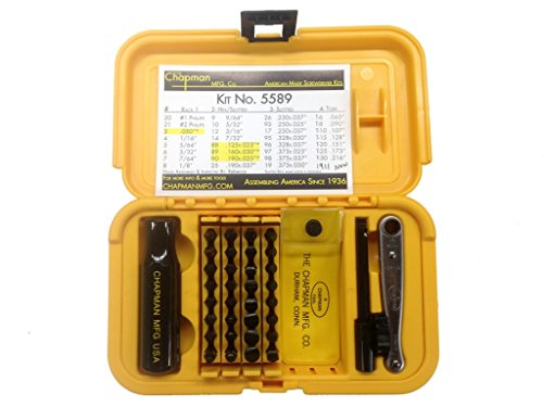 Chapman Mfg Ultimate Gunsmith Screwdriver & Tool Kits