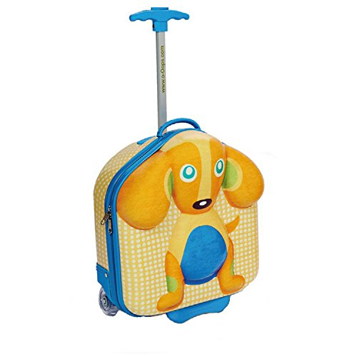 Oops - 31003.22 - Trolley - Chien - Happy