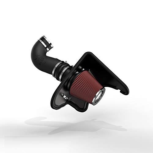 K&N High-Performance Cold Air Intake Kit