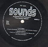 SOUNDS FLEXI - SOUNDS FLEXI - rory gallager . Clapton - bb king - 7 inch vinyl / 45
