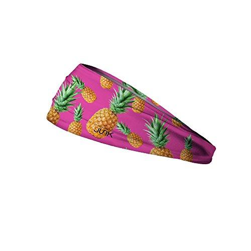 JUNK Brands Tropicana Big Bang Lite Headband, Pink, One Size, Tropicana-BBL