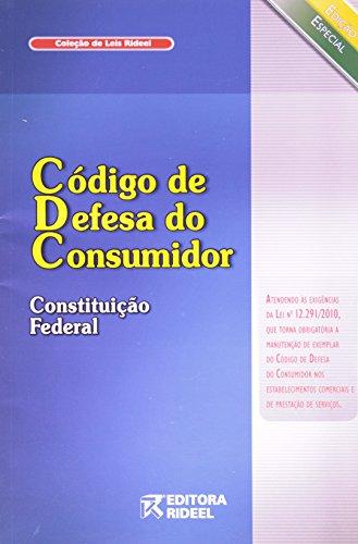 Código de Defesa do Consumidor - Constituição Federal - 2010