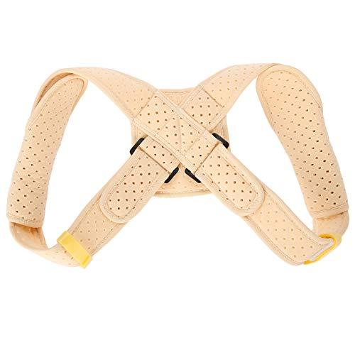 Runaty corrigerende lichaamshoudcorrector, ademend instelbaar lichaamshouding corrector riem voor sleutelbeen ondersteuning rug- schouderriem voor volwassenen en adolescenten