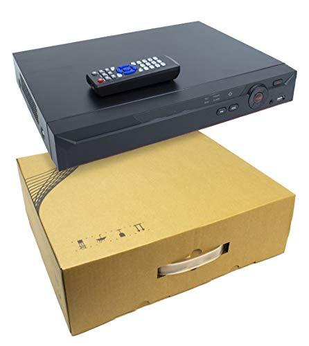 8 Channel Penta-Brid 4K 4MP IP XVR DVR NVR Recorder OEM Dahua HD CVI TVI AHD