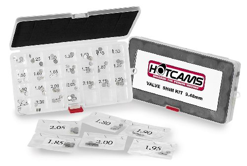 Hot Cams Valve Shim Kit - 8.9mm OD HCSHIM00