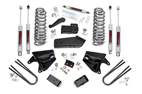 Rough Country 6' Lift Kit (fits) 1980-1996 F150 2WD   N3 Stabilizer   N3 Shocks...