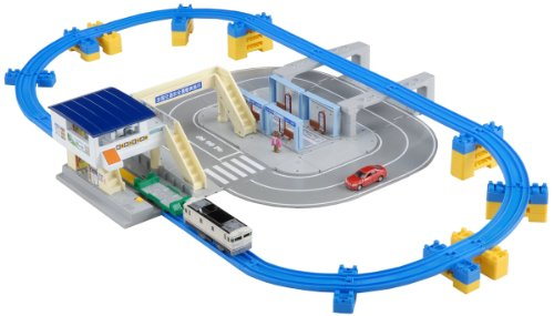 Let`s Expand Together! Tomika and Plastic Rail`s New Town Set