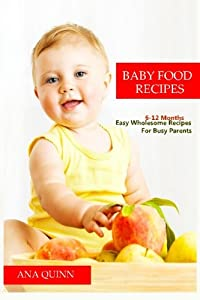 Free download baby food recipes easy wholesome recipes for busy free baby food recipes easy wholesome recipes for busy parents 6 12 months by ana quinn ebook forumfinder Choice Image