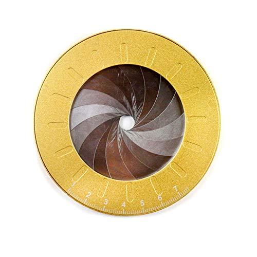 Strumento per il disegno della bussola circolare Strumento per il disegno creativo in acciaio inossidabile flessibile Righello per il disegno di misurazione regolabile per la lavorazione del legno