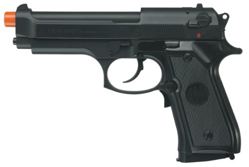 Beretta 92 FS 6mm BB Pistol Airsoft Gun, Electric