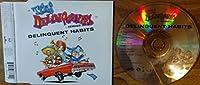 Tres delinquentes & remixes [Single-CD]
