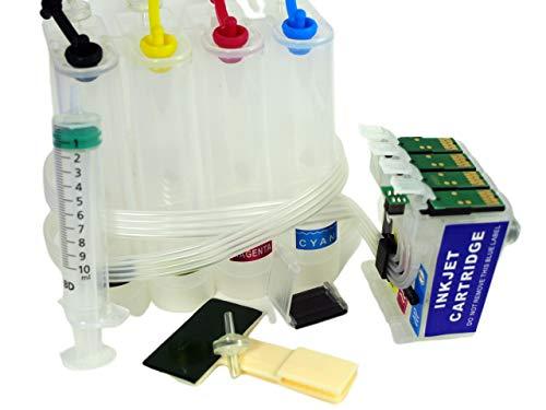 603XL Sistema Completo de CISS con Chip ARC para impresoras del Tipo epson con cartu