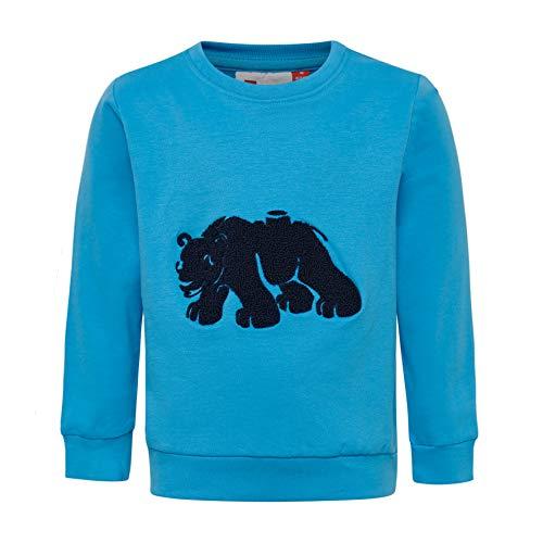 Lego Wear Lego Duplo LWSIRIUS Maglia di Tuta, Blu (Blue 539), 12 Mesi Bambino