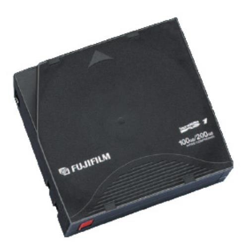 Fujifilm p10ddlna00a–Tape lto-1100/200GB–LTO Ultrium G1100/200GB–Garantie: 1Y