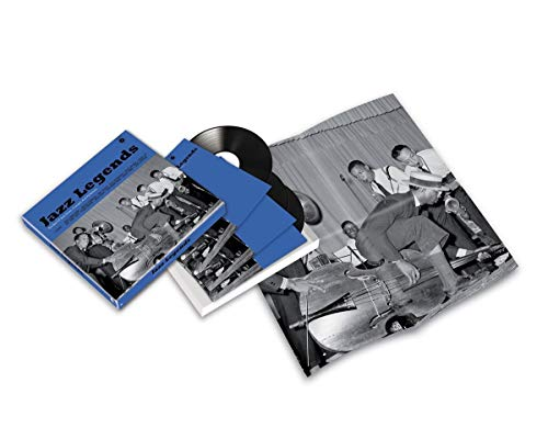 Jazz Legends Box (3lp,Poster) [Vinyl LP]