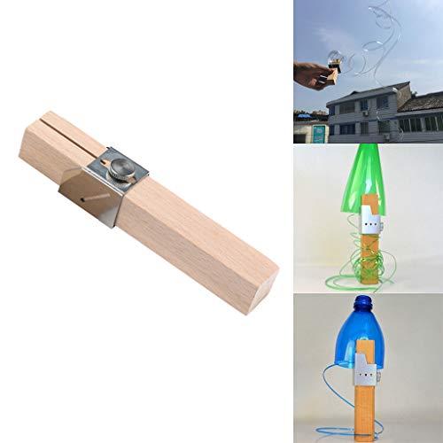 Hahuha Flaschenschneider, Kreativer Kunststoff-Flaschenschneider Tragbare Smart-Flaschen-Seilwerkzeuge für den Außenbereich, Werkzeuge & Heimwerker