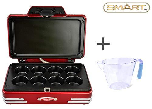 SMART Retro Mini Cupcake Maker Bundle...