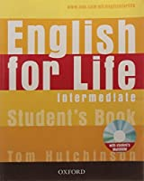 English for Life: Intermediate: Student's Book with MultiROM Pack: General English four-skills course for adults by Tom Hutchinson(2009-06-11)