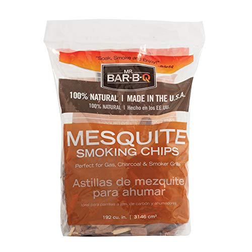 Mr Bar B Q 05010X Mesquite Wood Smoking Chips