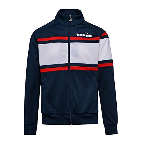 Diadora - Vellón Jacket 80S para Hombre (EU M)