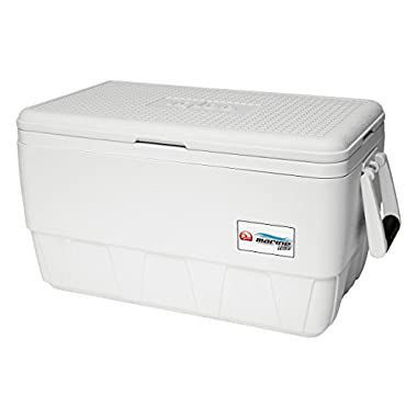Igloo 44679  Marine Ultra Cooler (White, 36-Quart)