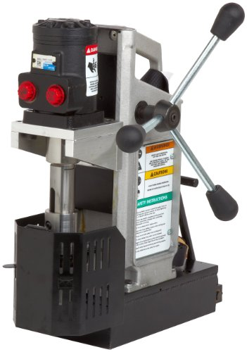 Read About Jancy JMH1200 Portable Magnetic-Base Drill, Hydraulic Motor, 2 Diameter x 2 Depth Capac...