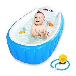Image of Baby Inflatable Bathtub...: Bestviewsreviews